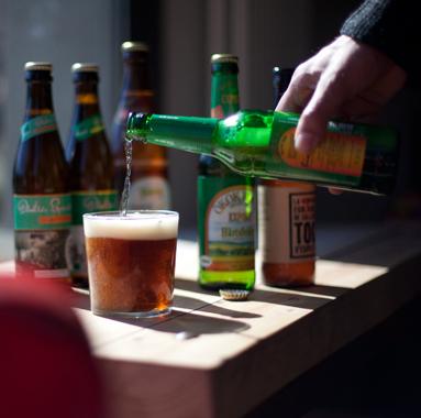 Espai Ecologic Cervesa